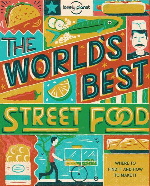 World's Best Street Food mini (Miniature Edition) by Lonely Planet Food, Lonely Planet Food, 9781760340650