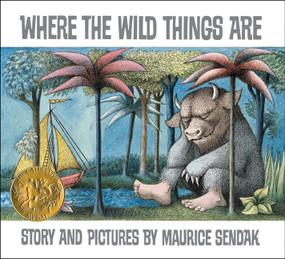 Where the Wild Things Are - 9780064431781 by Maurice Sendak, Maurice Sendak, 9780064431781