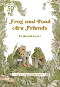 Frog and Toad Are Friends by Arnold Lobel, Arnold Lobel, 9780064440202