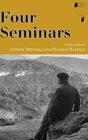 Four Seminars by Martin Heidegger, 9780253343635
