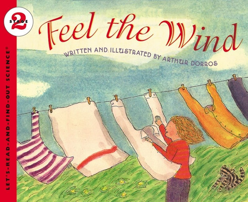 Feel the Wind by Arthur Dorros, Arthur Dorros, 9780064450959
