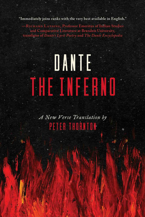 The Inferno (A New Verse Translation) - 9781948924221 by Dante Alighieri, Peter Thornton, 9781948924221