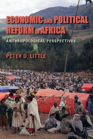 Economic and Political Reform in Africa (Anthropological Perspectives) - 9780253010841 by Peter D. Little, 9780253010841