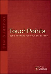 TouchPoints (God's Answers for Your Every Need) (Miniature Edition) by Ronald A. Beers, Amy E. Mason, 9781414320175