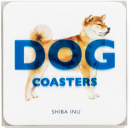 Dog Coasters (Miniature Edition) by Marcel George, 9781786273666