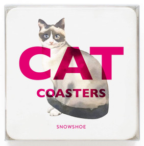 Cat Coasters (Miniature Edition) by Marcel George, 9781786274328