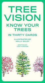 Tree Vision (30 Cards to Cure Your Tree Blindness) by Tony Kirkham, Holly Exley, 9781786276742