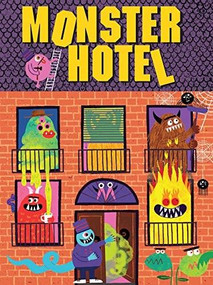 Monster Hotel (Miniature Edition) by Rob Hodgson, 9781786277459