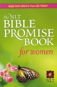 The NLT Bible Promise Book for Women (Miniature Edition) by Ronald A. Beers, 9781414337753