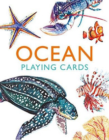 Ocean Playing Cards (Miniature Edition) by Holly Exley, 9781786279026