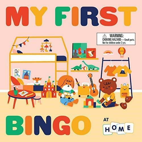 My First Bingo: Home by Niniwanted, 9781786279545