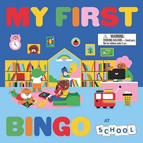 My First Bingo: School by Niniwanted, 9781786279576