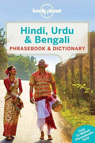 Lonely Planet Hindi, Urdu & Bengali Phrasebook & Dictionary (Miniature Edition) by Lonely Planet, Shahara Ahmed, Richard Delacy, 9781786570208