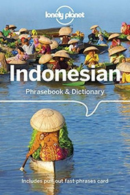 Lonely Planet Indonesian Phrasebook & Dictionary (Miniature Edition) by Lonely Planet, Laszlo Wagner, 9781786570697