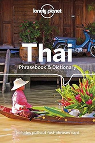 Lonely Planet Thai Phrasebook & Dictionary (Miniature Edition) by Bruce Evans, Lonely Planet, 9781786570789