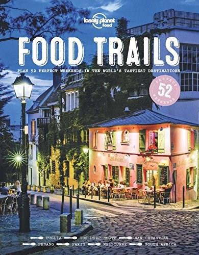 Food Trails (Miniature Edition) by Lonely Planet Food, Lonely Planet Food, 9781786571304