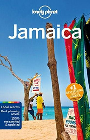 Lonely Planet Jamaica by Paul Clammer, Lonely Planet, Anna Kaminski, 9781786571410
