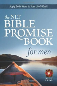 The NLT Bible Promise Book for Men (Miniature Edition) by Ronald A. Beers, Amy E. Mason, 9781414364872