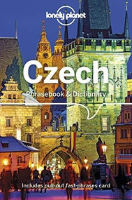 Lonely Planet Czech Phrasebook & Dictionary (Miniature Edition) by Lonely Planet, Richard Nebesky, 9781786573698