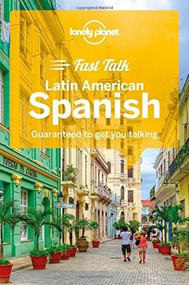 Lonely Planet Fast Talk Latin American Spanish (Miniature Edition) by Roberto Esposto, Lonely Planet, 9781786573858