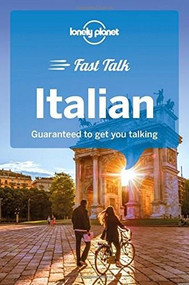 Lonely Planet Fast Talk Italian (Miniature Edition) by Pietro Iagnocco, Lonely Planet, Anna Beltrami, Mirna Cicioni, Karina Coates, Susie Walker, 9781786573889