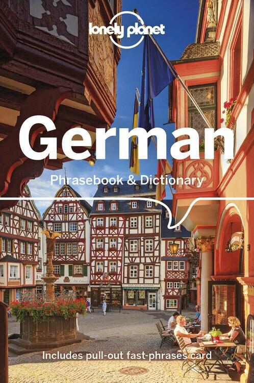 Lonely Planet German Phrasebook & Dictionary (Miniature Edition) by Lonely Planet, Gunter Muehl, Birgit Jordan, Mario Kaiser, 9781786574527