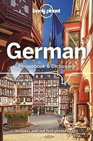 Lonely Planet German Phrasebook & Dictionary (Miniature Edition) by Gunter Muehl, Lonely Planet, Birgit Jordan, Mario Kaiser, 9781786574527