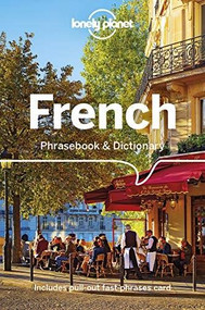 Lonely Planet French Phrasebook & Dictionary (Miniature Edition) by Michael Janes, Lonely Planet, Jean-Bernard Carillet, Jean-Pierre Masclef, 9781786574534