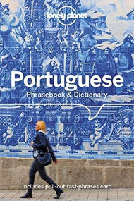 Lonely Planet Portuguese Phrasebook & Dictionary (Miniature Edition) by Lonely Planet, Yukiyoshi Kamimura, Robert Landon, Anabela de Azevedo Teixeira Sobrinho, 9781786574626