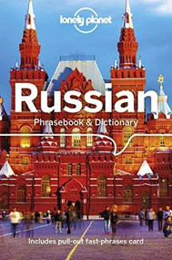 Lonely Planet Russian Phrasebook & Dictionary (Miniature Edition) by Lonely Planet, Catherine Eldridge, James Jenkin, Grant Taylor, 9781786574633