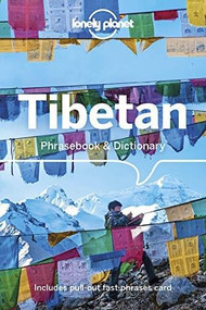 Lonely Planet Tibetan Phrasebook & Dictionary (Miniature Edition) by Sandup Tsering, Lonely Planet, 9781786575845