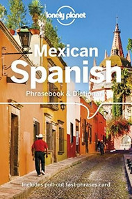 Lonely Planet Mexican Spanish Phrasebook & Dictionary (Miniature Edition) by Lonely Planet, Cecilia Carmona, Rafael Carmona, 9781786576019