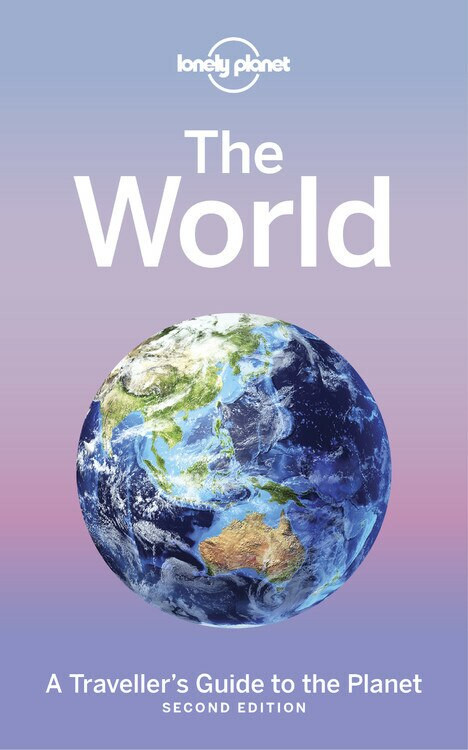 The World (Miniature Edition) by Lonely Planet, Lonely Planet, 9781786576538