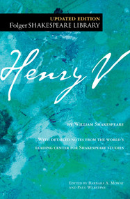 Henry V - 9781982109417 by William Shakespeare, Dr. Barbara A. Mowat, Paul Werstine, 9781982109417