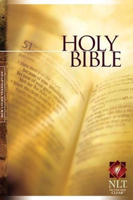 Holy Bible Text Edition NLT (Softcover) by , 9781414387611