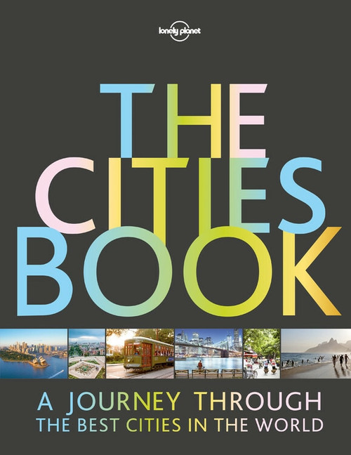 The Cities Book (Miniature Edition) - 9781786577580 by Lonely Planet, Lonely Planet, 9781786577580
