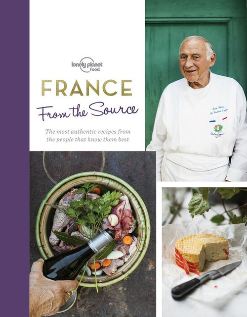 From the Source - France (Miniature Edition) by Lonely Planet Food, Lonely Planet Food, 9781786577948