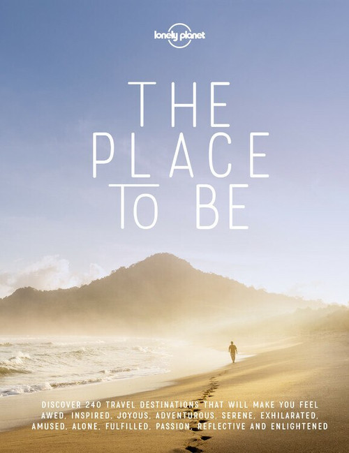 The Place To Be (Miniature Edition) by Lonely Planet, Lonely Planet, 9781787011250