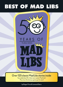 Best of Mad Libs by Roger Price, Leonard Stern, 9780843126983