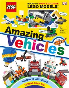 LEGO Amazing Vehicles by Rona Skene, 9781465482617