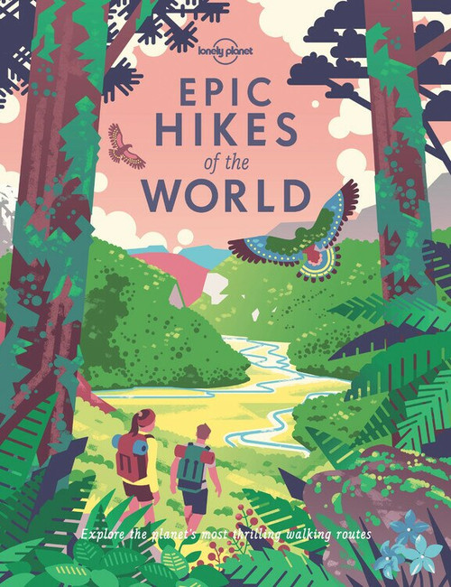 Epic Hikes of the World (Miniature Edition) by Lonely Planet, Lonely Planet, 9781787014176