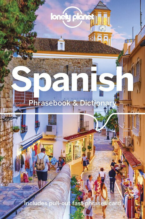 Lonely Planet Spanish Phrasebook & Dictionary (Miniature Edition) - 9781787014657 by Lonely Planet, Marta Lopez, Cristina Hernandez Montero, 9781787014657