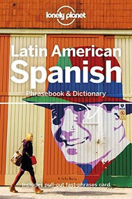 Lonely Planet Latin American Spanish Phrasebook & Dictionary (Miniature Edition) - 9781787014671 by Roberto Esposto, Lonely Planet, 9781787014671