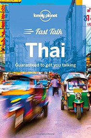 Lonely Planet Fast Talk Thai (Miniature Edition) by Bruce Evans, Lonely Planet, Joe Cummings, 9781787014695