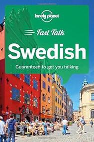 Lonely Planet Fast Talk Swedish (Miniature Edition) by Pär Sörme, Pär Sörme, Lonely Planet, Anna Herbst, Ida Burguete Holmgren, 9781787014749