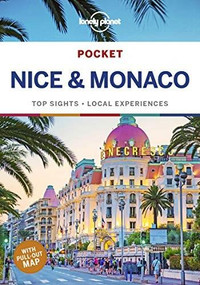 Lonely Planet Pocket Nice & Monaco (Miniature Edition) by Lonely Planet, Gregor Clark, 9781787016910