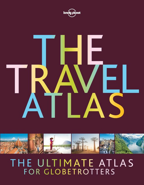 The Travel Atlas (Miniature Edition) by Lonely Planet, Lonely Planet, 9781787016965