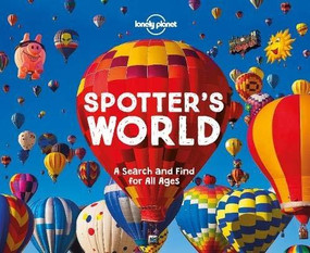 Spotter's World (Miniature Edition) by Lonely Planet, Lonely Planet, 9781787018099