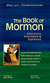 The Book of Mormon (Selections Annotated & Explained) - 9781683363477 by Jana Riess, Phyllis Tickle, 9781683363477