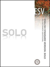 English Standard Version: Solo (An Uncommon Devotional) by Crossway Inc, 9781612914916